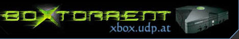 BoxTorrent - Xbox torrents - xbox.udp.at